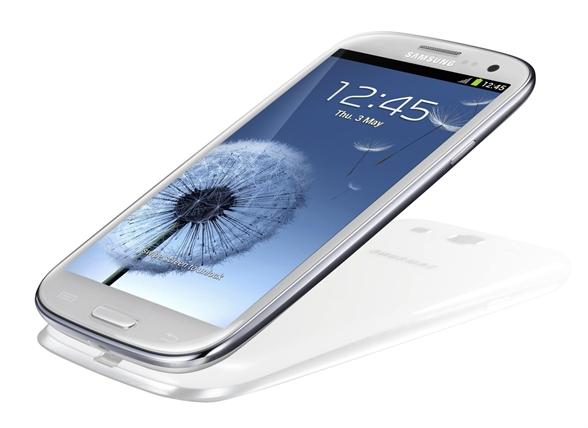 Megérkezett a várva várt csúcsmobil. Samsung Galaxy S III (I9300)