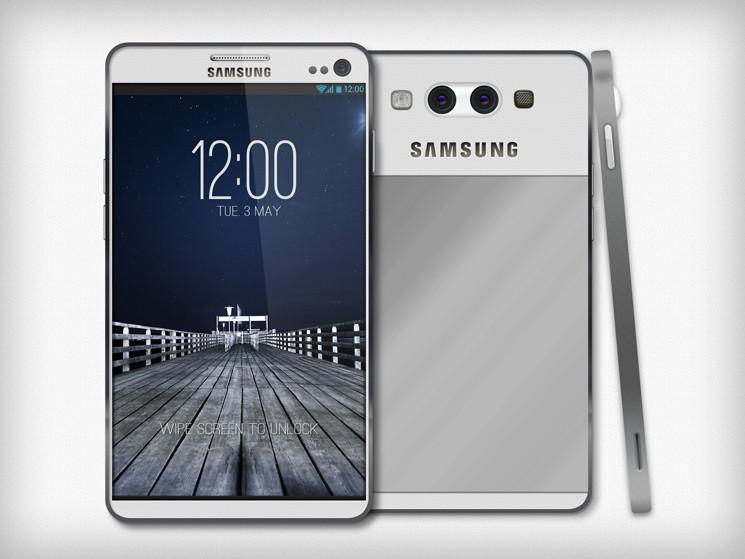 Már jövő tavasszal jöhet a Samsung Galaxy S 4?