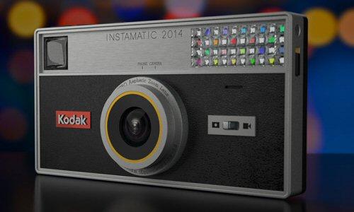 50 év folyamatos fejlődése - Kodak Instamatic 2014
