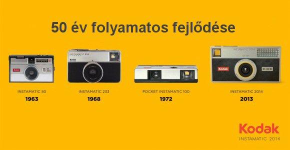 50 év folyamatos fejlődése