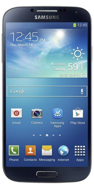 Viszik, mint a cukrot. Samsung Galaxy S4